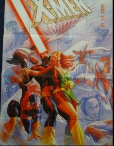 X-MEN Promo Poster, 24 x 36, 2014, MARVEL Unused more in our store 433