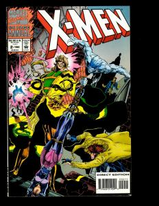 10 X-Men Comics Annual '93 '94 '95 '96 '97 '99 '00 '01 '07 Flashback # -1 EK6