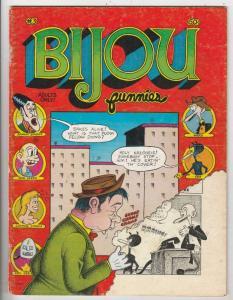 Bijou Funnies #3 (Sep-72) VG/FN Mid-Grade Nard N' Pat
