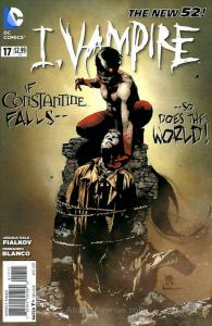 I, Vampire #17 VF/NM; DC | save on shipping - details inside