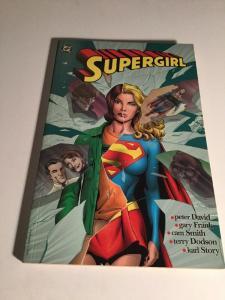 Supergirl Tpb Vf Very Fine DC Comics Peter David Gary Frank Cam Smith