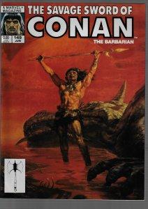 Savage Sword of Conan #149 (Marvel, 1988)
