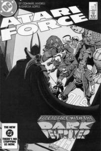 Atari Force (1984 series) #5, Fine+ (Stock photo)