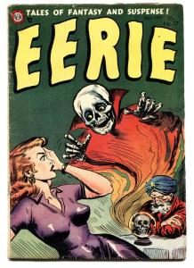 EERIE #17-1954-Crystal Ball - Headlight cover - Skull - PCH - VG+