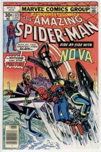 SPIDER-MAN #171, FN+, Andru, Nova, Amazing, 1963, more ASM in store