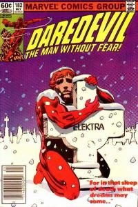 Daredevil (1964 series) #182, VF (Stock photo)