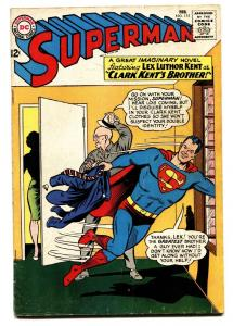 Superman #175 comic book 1965-DC Comics-Lex Luthor-VG