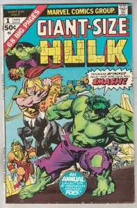 Giant-Size Incredible Hulk #1 (Jan-75) VF/NM High-Grade Hulk