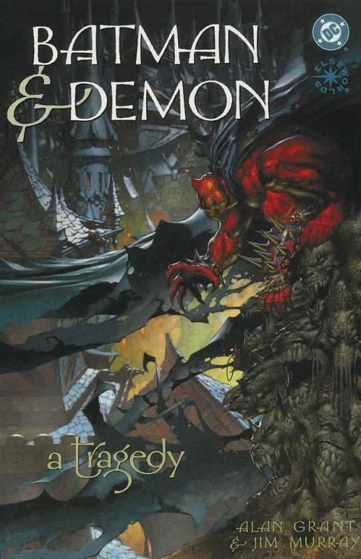 Batman/Demon: A Tragedy #1 VF/NM; DC   save on shipping - details inside