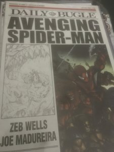 Daily Bugle: Avenging Spider-Man #1 (2011) Mint