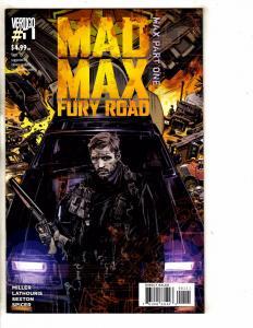 Mad Max Fury Road # 1 NM 1st Print DC Vertigo Comic Book Movie Series MK1