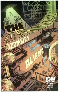 COLONIZED #1, NM, Zombies, Aliens, Dave Sim, 2013, IDW, more Sci-Fi in store