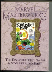Marvel Masterworks The Fantastic Four-Vol 2-Stan Lee-2003-HC-VG/FN