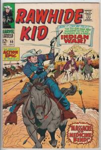 Rawhide Kid #60 (Oct-67) VF High-Grade Rawhide Kid