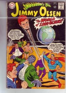 Jimmy Olsen, Superman's Pal  #105 (Sep-67) VG/FN Mid-Grade Jimmy Olsen