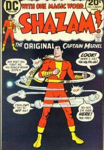 Shazam! (1973 series) #5, Fine+ (Stock photo)