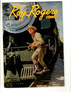 Roy Rogers # 11 VF Dell Golden Age Comic Book Western Cowboy JL2