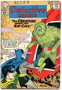 DETECTIVE COMICS #291, VG/VG+, Bob Kane, Caped Crusader, 1937 1961,more in store