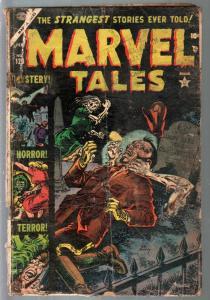 Marvel Tales #120 1954-Atlas-mystery-horror-terror-Pre-code-Joe Maneely-P