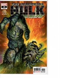 Immortal Hulk (2018) #19 VF/NM (9.0)