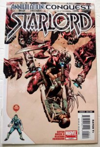 Annihilation Conquest: Starlord #4 Marvel Comics ID#MBX2