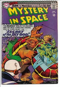 Mystery In Space #109 (1966) FN/VF