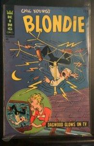 Blondie Comics #166