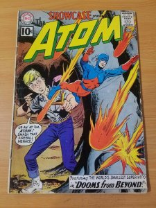 Showcase #35 The Atom ~ VERY GOOD - FINE FN ~ (1961, DC Comics)