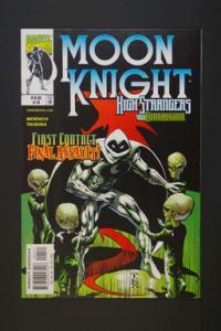 Moon Knight #4 February 1999