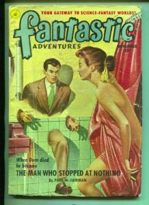 Fantastic Adventures-Pulp-11/1951-Paul W. Fairman-Rog  Phillips-Wallace Umphrey