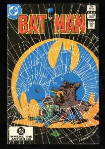 Batman #358 VF+ 8.5 1st Full Killer Croc!