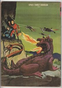 Space Family Robinson, Lost In Space #7 (Apr-64) FN Mid-Grade Will Robinson, ...