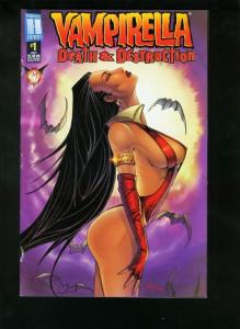 VAMPIRELLA DEATH AND DESTRUCTION #1 FN/VF