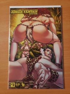 Jungle Fantasy Secrets #3 Regular Cover