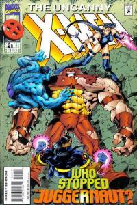 Uncanny X-Men (1981 series) #322, NM- (Stock photo)