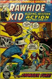 Rawhide Kid (1955 series) #112, VF- (Stock photo)
