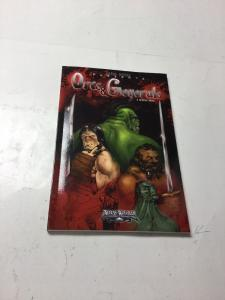 Orcs And Generals A Graphic Novel Nm Near Mint Shane Moore Abyss Walker