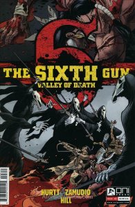 Sixth Gun, The: Valley of Death #3 VF; Oni Press | save on shipping - details in