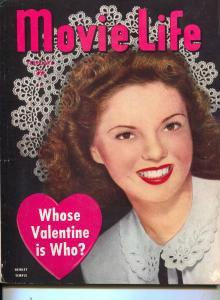 Movie Life-Shirley Temple-Jane Powell-Barbara Stanwyck-Feb-1948