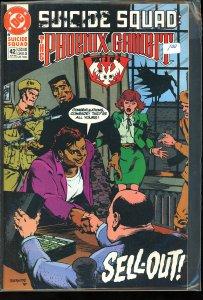 Suicide Squad #42 (1990)