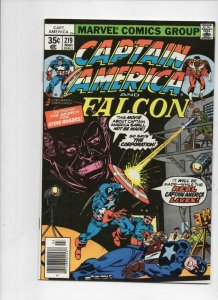 CAPTAIN AMERICA #219, NM, Sinnot, Falcon, 1968 1978, more CA in store