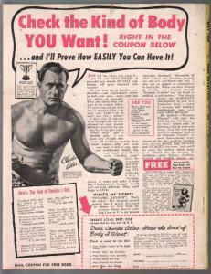 Mr. 5/1954-cheesecake pix-women being whipped-weird voodoo rites-VG/FN