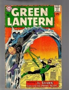 GREEN LANTERN  28 GOOD  April 1964