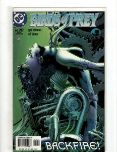 12 DC Comics Birds of Prey 70 74(2) 78(2) 80 81 84(2) Journey 1 2 Jekyll 1 HG2