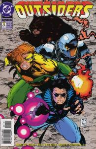 Outsiders (2nd Series) #1A VF/NM; DC | save on shipping - details inside