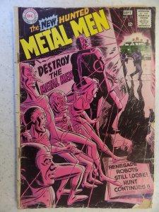 Metal Men #33 (1968)
