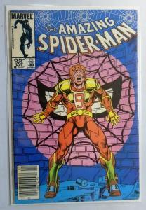 Amazing Spider-Man (1st Series) #264, Newsstand Edition Water Stain 5.0 (1985)