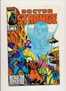 LOT of 6 Comics! Marvel DOCTOR STRANGE #70-75 VG/F/VF (PF804)