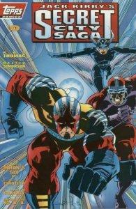Jack Kirby's Secret City Saga #0, NM (Stock photo)