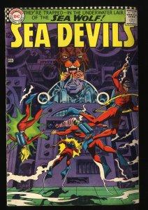 Sea Devils #33 FN- 5.5